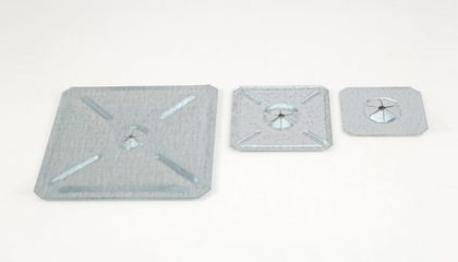 Square Self-Locking Washers