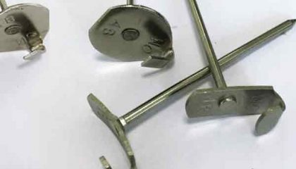 Stainless Steel Lacing Anchors